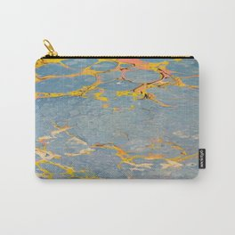 Italian Water Marbling Carry-All Pouch