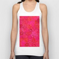 kiss Tank Tops featuring Kiss by Blue Muse