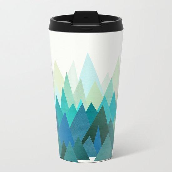 Cold Mountain Metal Travel Mug
