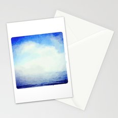 Clouds over the Ocean Stationery Cards