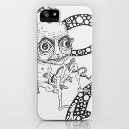 Umbilically iPhone Case
