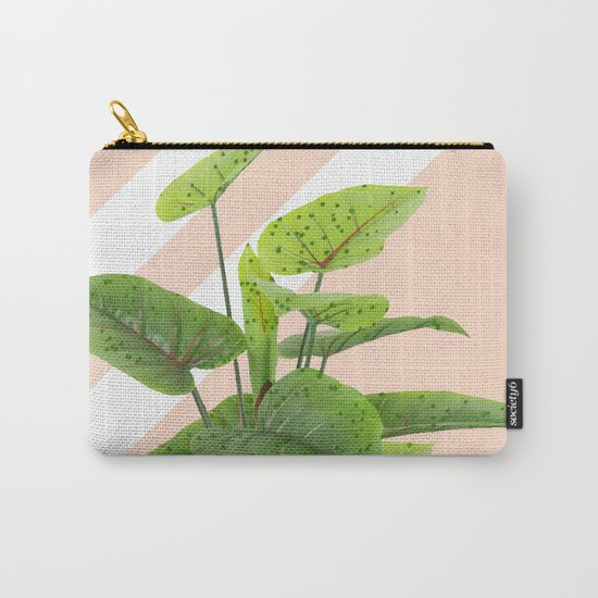 Botanical Art #society6 #decor #lifestyle #buyart Carry-All Pouch