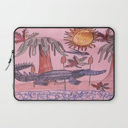 Swamp Hunt Laptop Sleeve
