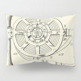 Fire Hose Reel-1901 Pillow Sham