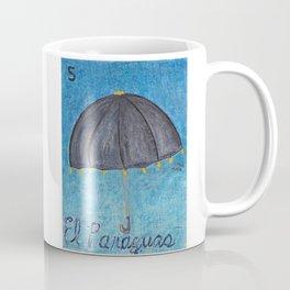 El Paraguas Coffee Mug
