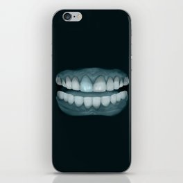 Blue Tooth 2 iPhone Skin