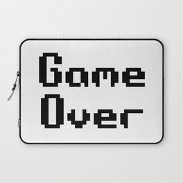 Game Over Laptop Sleeve