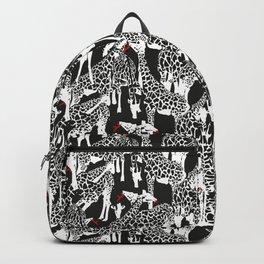 GIRAFFE / pattern pattern Backpack
