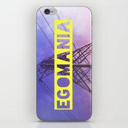 Egomania iPhone Skin