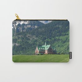 Prince of Wales Hotel in Waterton Lake Park Carry-All Pouch
