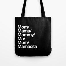 mamacita Tote Bag