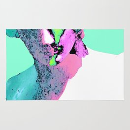 Eraserhead - technicolour Rug