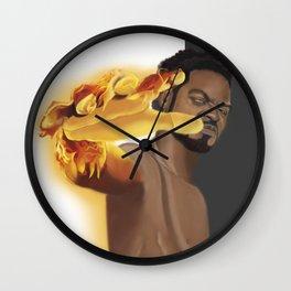 Killa Beez : Johnny Blaze Wall Clock