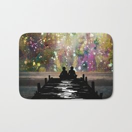 The Universe Was Ours Bath Mat