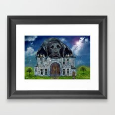 Lazy Day Framed Art Print