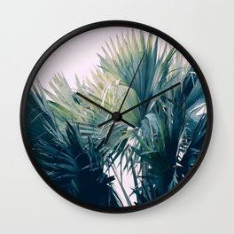 Island Vibe Wall Clock