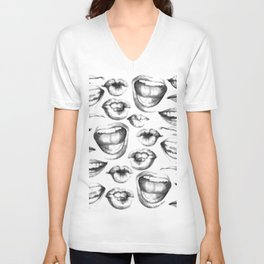 The SENSUALIST Collection (Taste) Unisex V-Neck