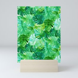 Welcome to the Jungle Palm Mini Art Print
