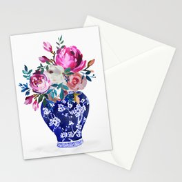 Vivid Chinoiserie Number 2 Stationery Cards