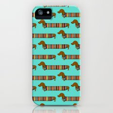Wiener Dog  Slim Case iPhone (5, 5s)