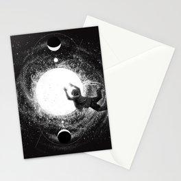 Light burst Stationery Cards
