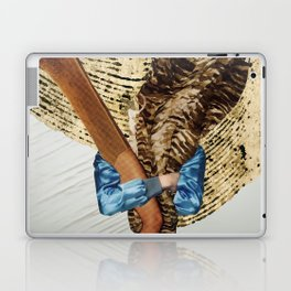 You're not going anywhere in that outfit Laptop & iPad Skin
