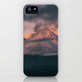 Mt. Hood I iPhone Case