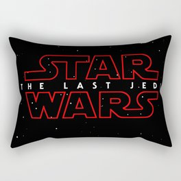 The Last Jedi Rectangular Pillow