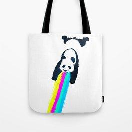 Galactic Hangover Panda Tote Bag
