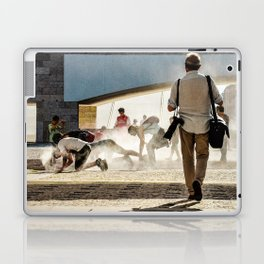 Le photographe Laptop & iPad Skin