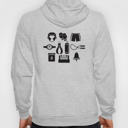 All The Things You Need To Become A Great Boxer Hoody