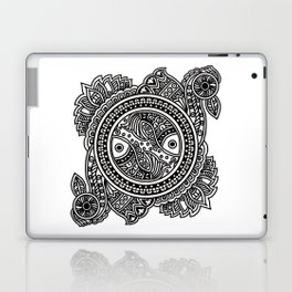 Design inspired from Mithila Painting Laptop & iPad Skin