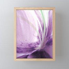 Lily Dancer Framed Mini Art Print