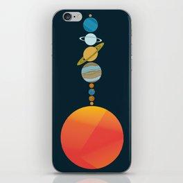 Solar System 2 iPhone Skin