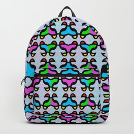 Harlequin's autumn ... Backpack