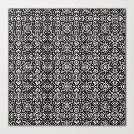 boho pattern 1 Canvas Print