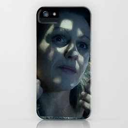 The Doctor's Wife iPhone Case