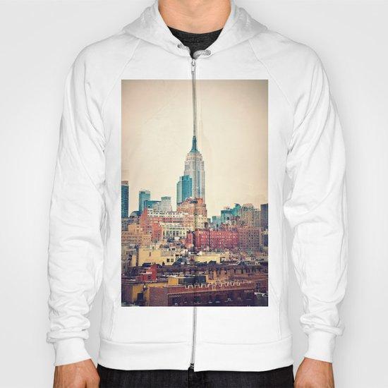 NYC Vintage style Hoody