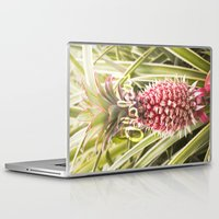 aloha Laptop & iPad Skins featuring Aloha! by Megan Matsuoka
