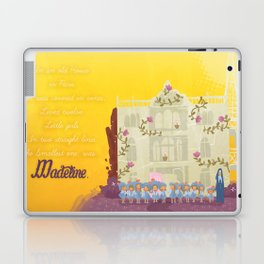 Madeline. Laptop & iPad Skin