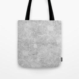 Gray Concrete Tote Bag