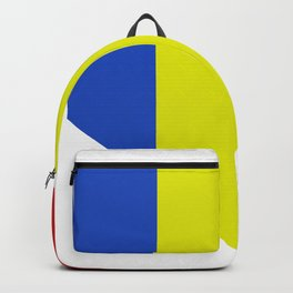 romania flag Backpack