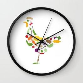 Convert a carnivore Wall Clock