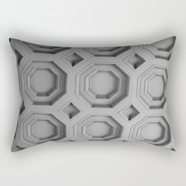 Going Forward No. 3 Rectangular Pillow
