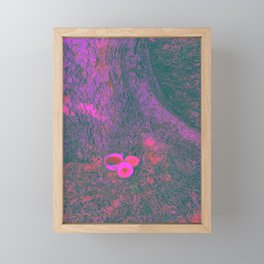 Mabon Blessings Framed Mini Art Print