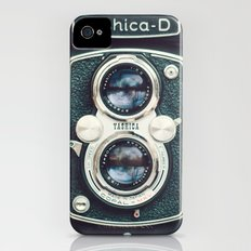 Yashica iPhone (4, 4s) Slim Case