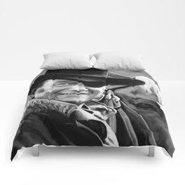 John Wayne @ True Grit #1 Comforters