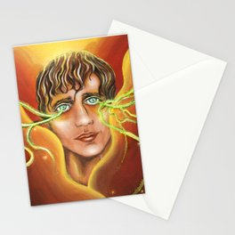 Neuro Stare Stationery Cards