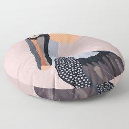Bird Ego Floor Pillow