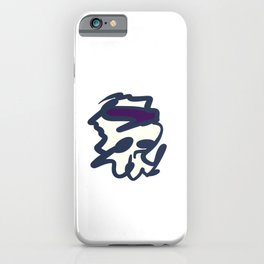 Skull Cup iPhone Case
